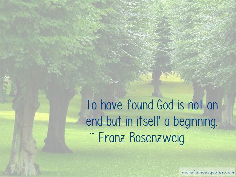 Franz Rosenzweig Quotes Pictures 2