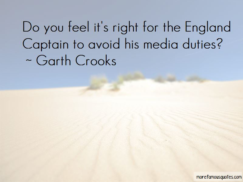 Garth Crooks Quotes Pictures 3
