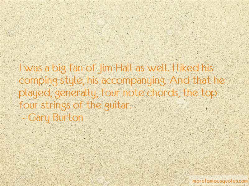 Gary Burton Quotes Pictures 2