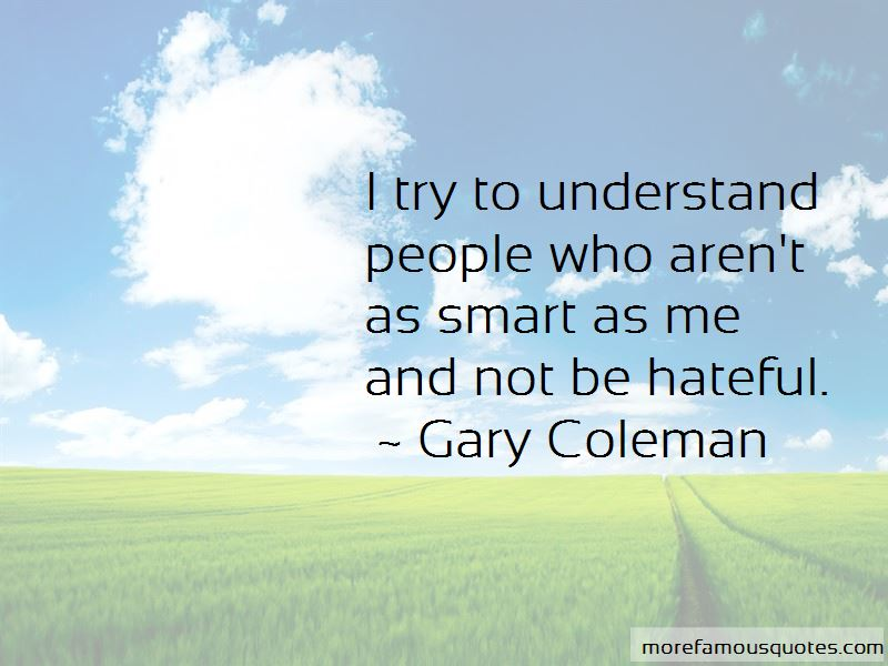 Gary Coleman Quotes Pictures 4