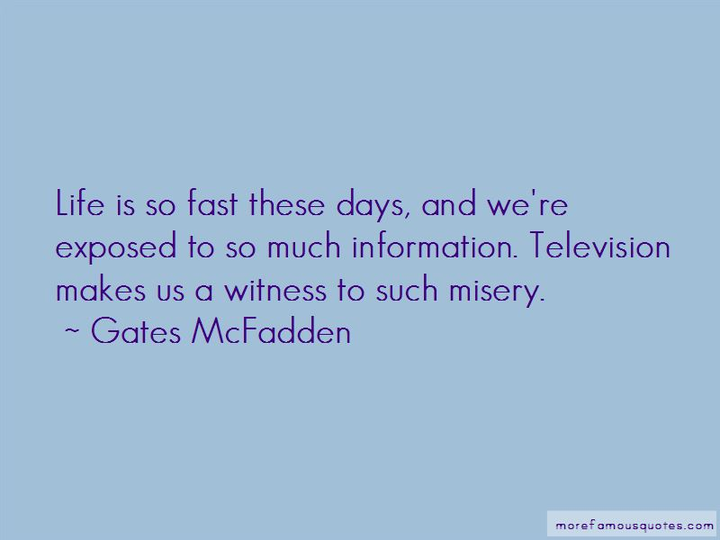 Gates McFadden Quotes Pictures 4