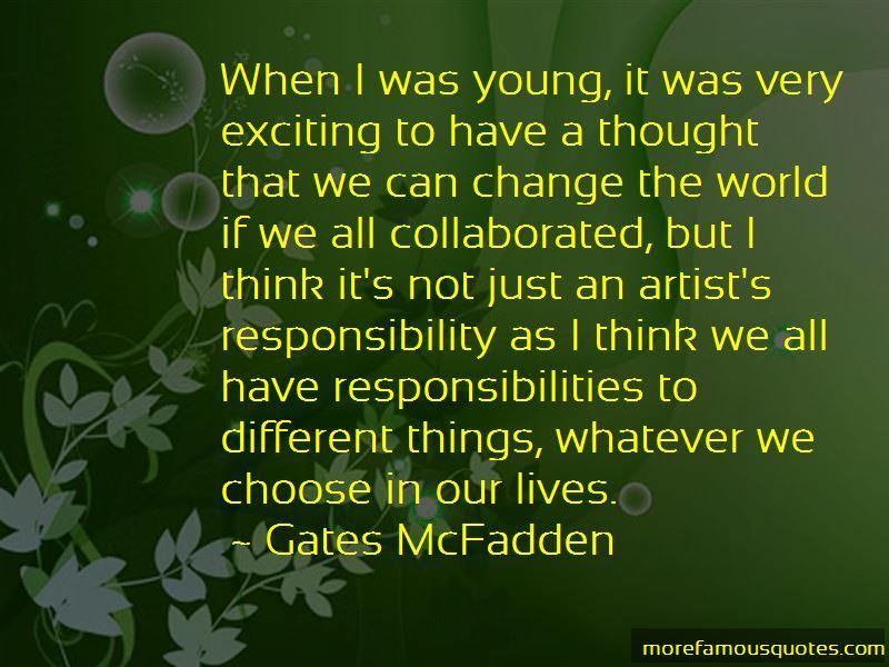 Gates McFadden Quotes