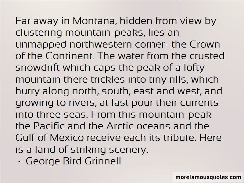 George Bird Grinnell Quotes Pictures 4