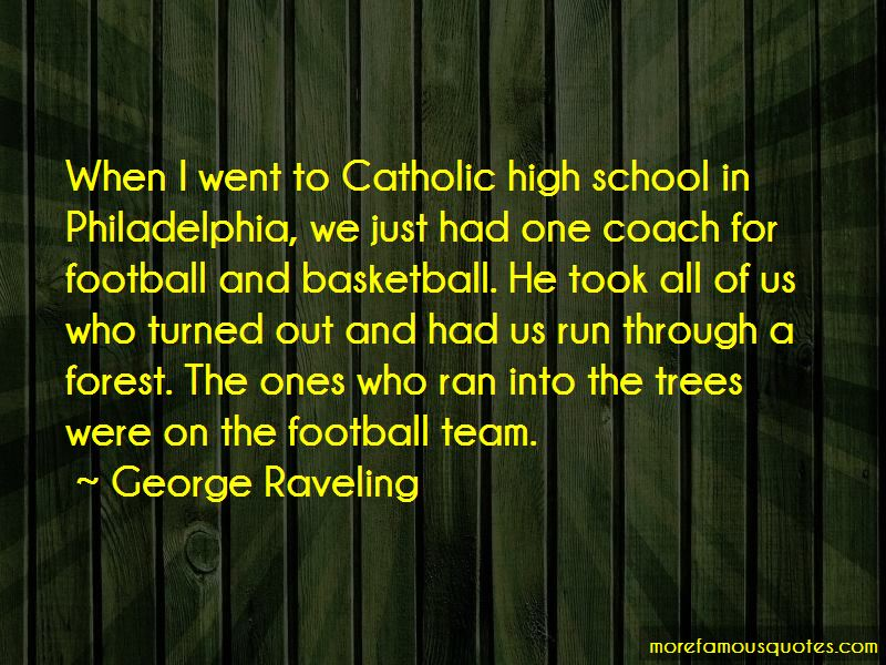 George Raveling Quotes Pictures 2