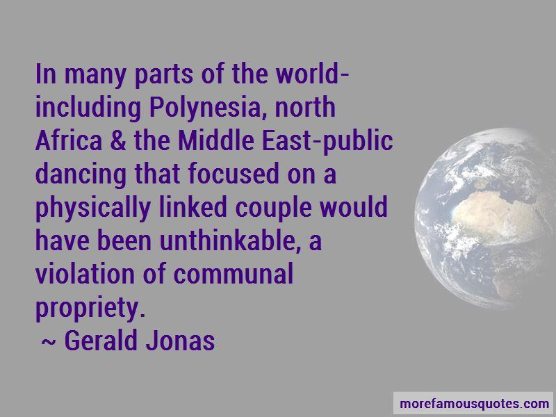 Gerald Jonas Quotes Pictures 2