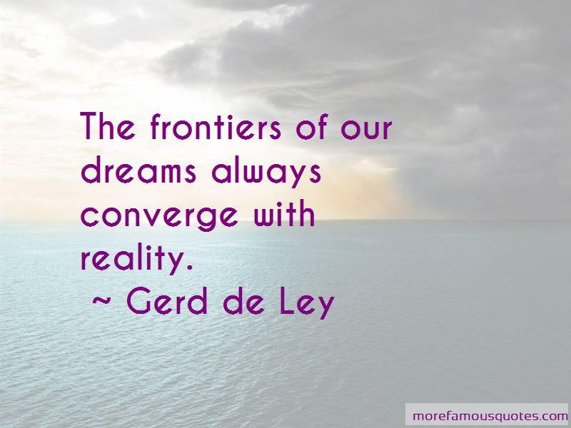 Gerd De Ley Quotes Pictures 4