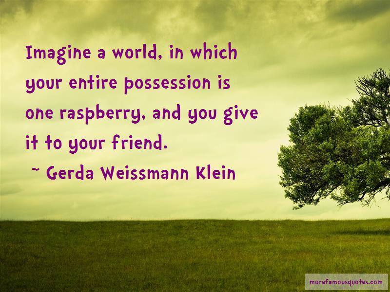 Gerda Weissmann Klein Quotes Pictures 3