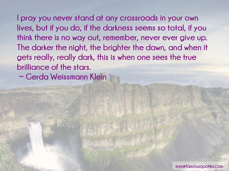 Gerda Weissmann Klein Quotes Pictures 4