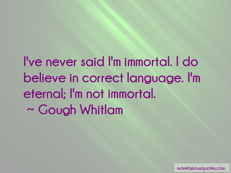 Gough Whitlam Quotes Pictures 4