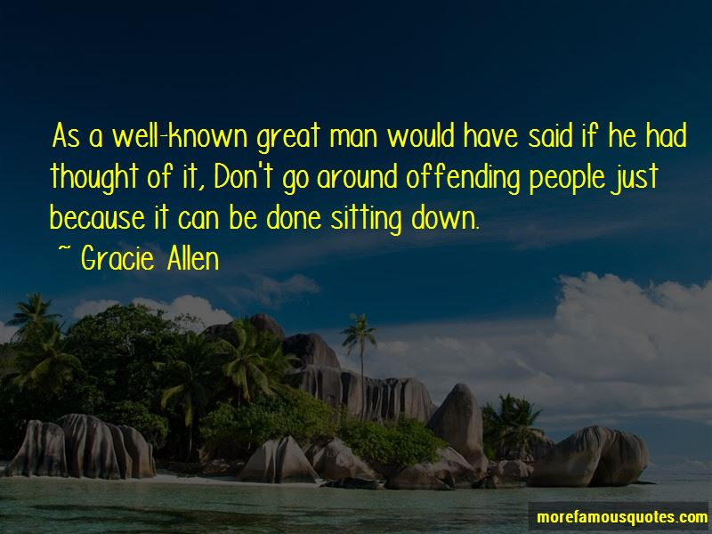 Gracie Allen Quotes Pictures 2