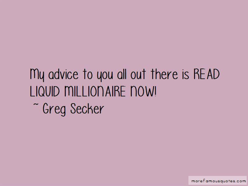 Greg Secker Quotes