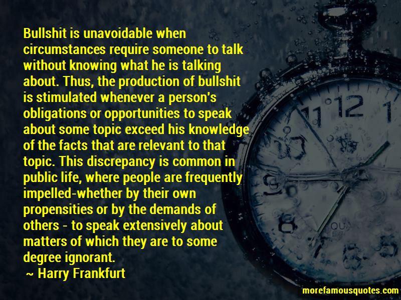 Harry Frankfurt Quotes Pictures 2