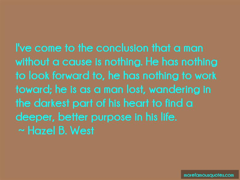 Hazel B. West Quotes Pictures 2