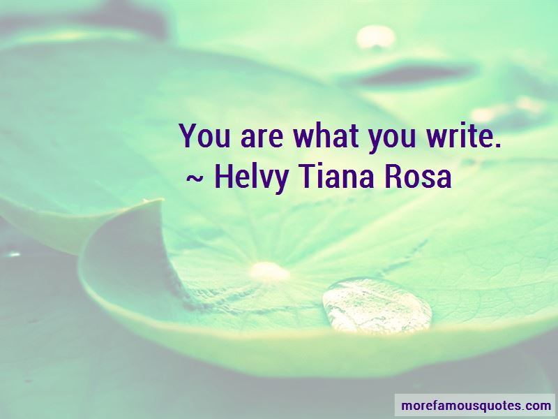 Helvy Tiana Rosa Quotes Pictures 2