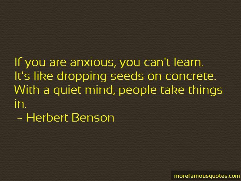 Herbert Benson Quotes Pictures 3