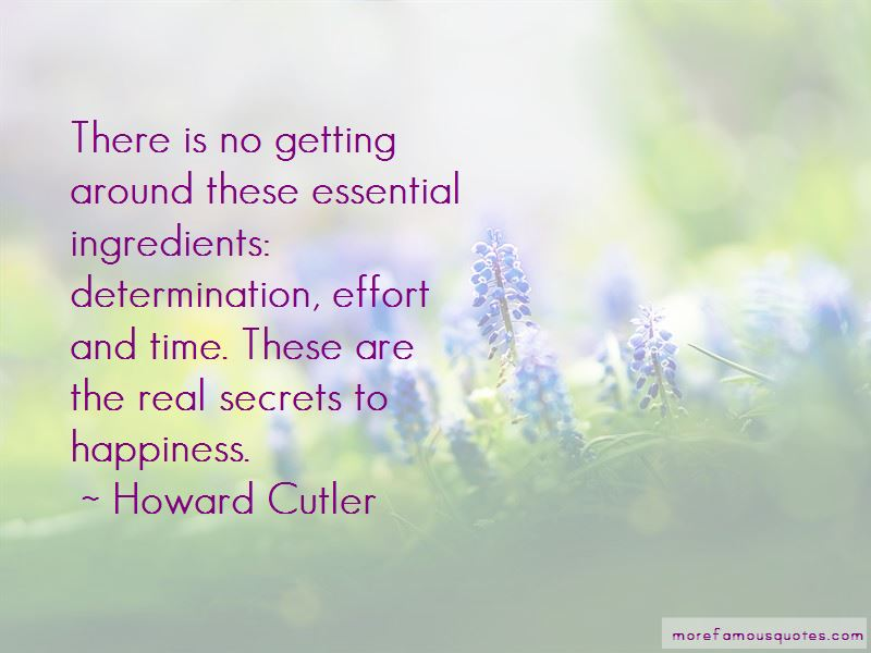Howard Cutler Quotes Pictures 2