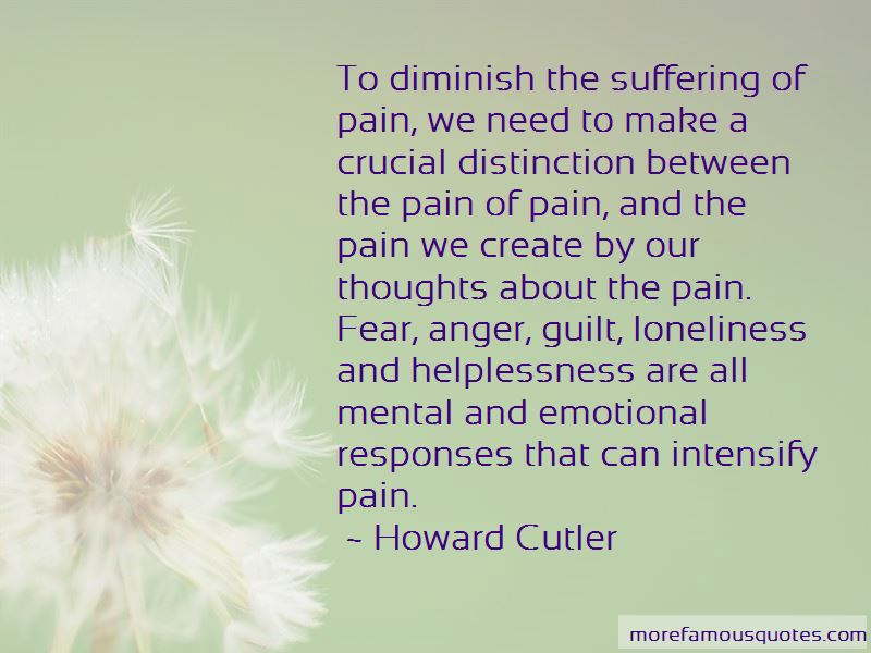 Howard Cutler Quotes