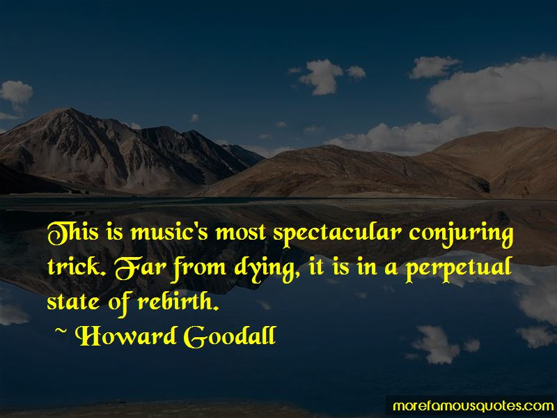 Howard Goodall Quotes Pictures 2