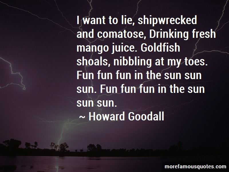 Howard Goodall Quotes