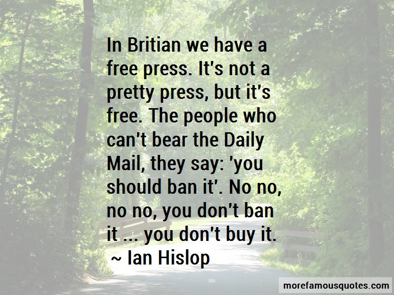 Ian Hislop Quotes Pictures 4