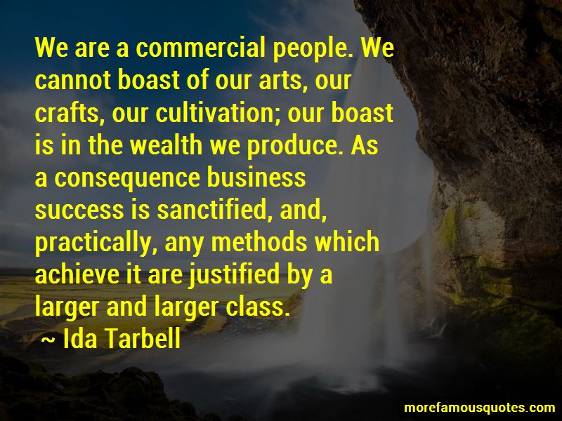 Ida Tarbell Quotes Pictures 2