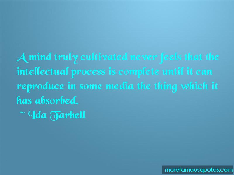 Ida Tarbell Quotes Pictures 3
