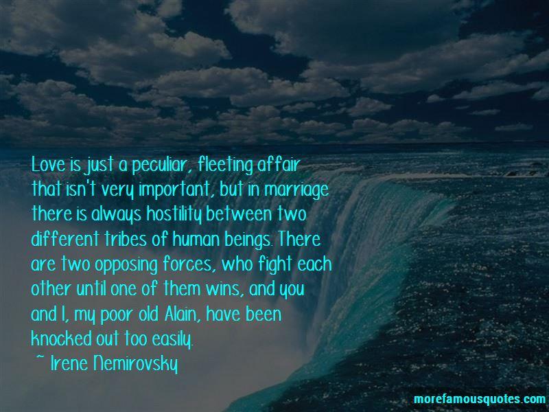 Irene Nemirovsky Quotes
