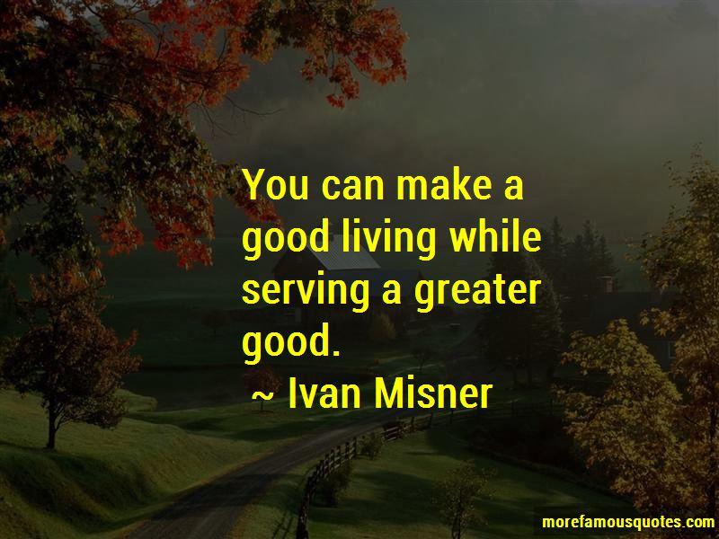 Ivan Misner Quotes Pictures 3
