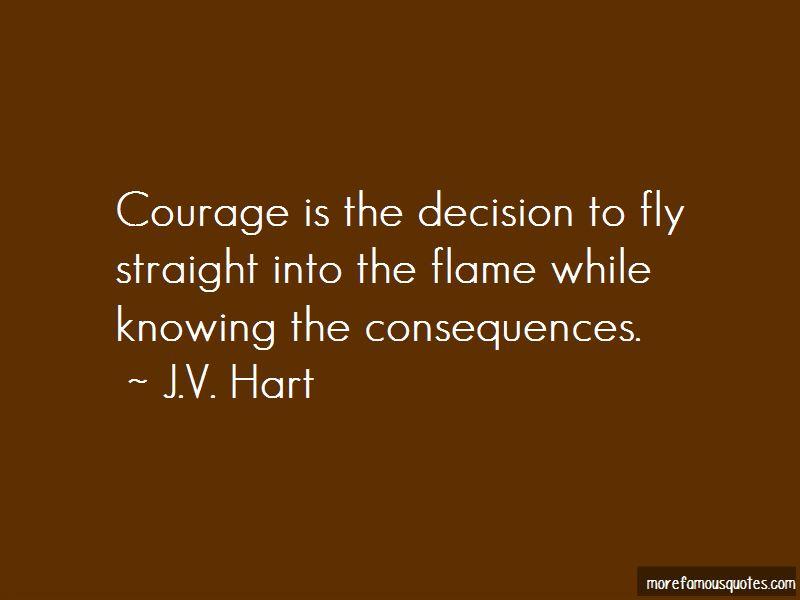 J.V. Hart Quotes