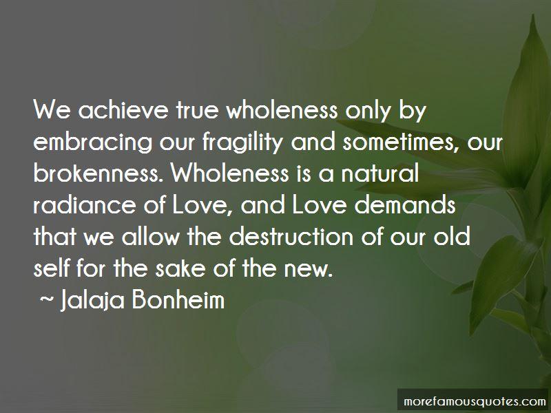 Jalaja Bonheim Quotes Pictures 4