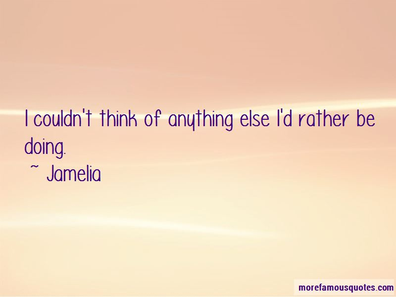 Jamelia Quotes Pictures 2