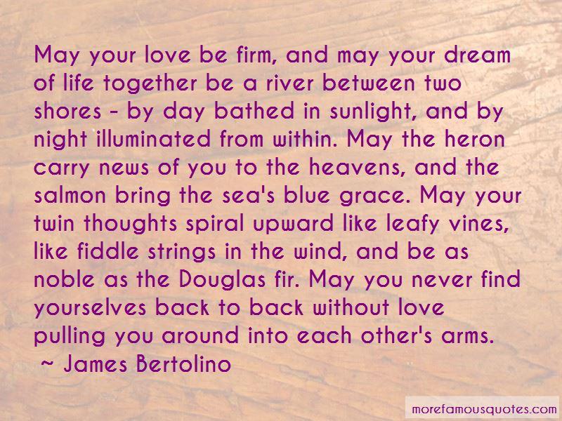James Bertolino Quotes