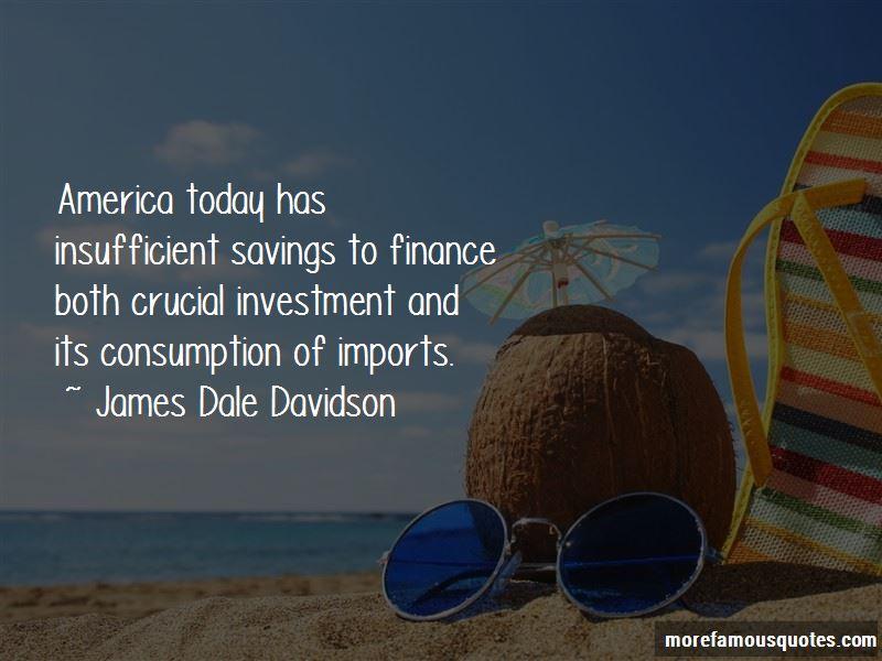 James Dale Davidson Quotes Pictures 3