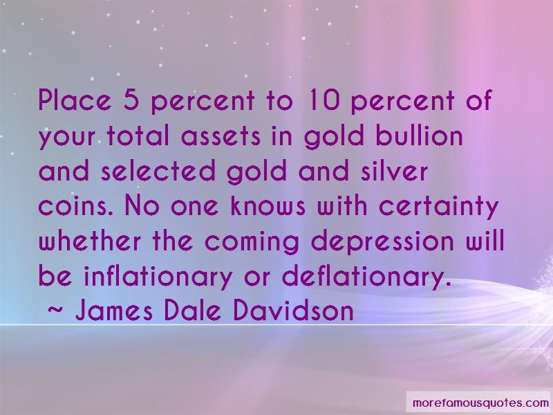 James Dale Davidson Quotes Pictures 4