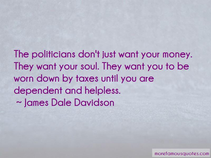 James Dale Davidson Quotes