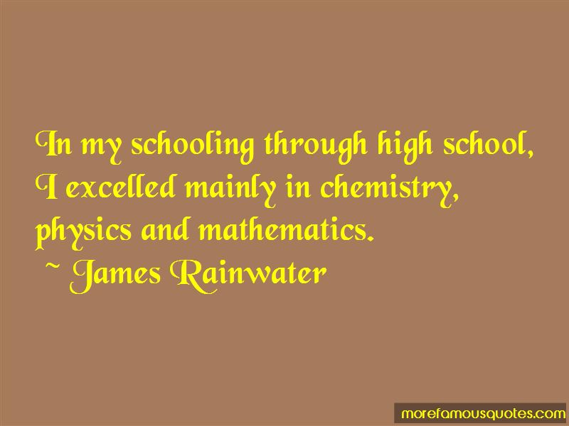 James Rainwater Quotes Pictures 3