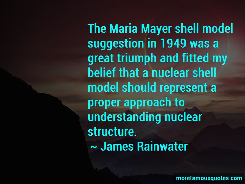 James Rainwater Quotes Pictures 4