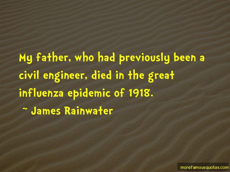 James Rainwater Quotes