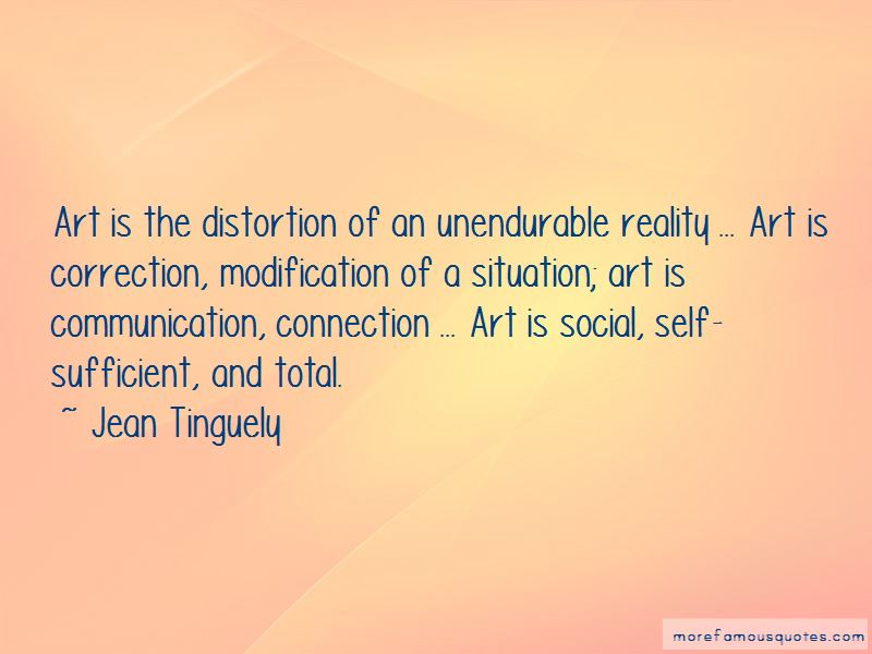 Jean Tinguely Quotes Pictures 2