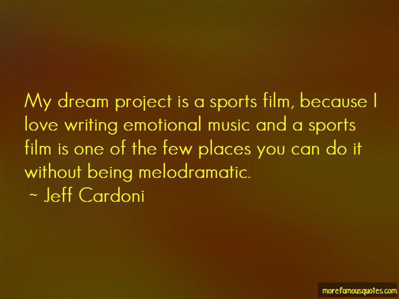 Jeff Cardoni Quotes Pictures 2