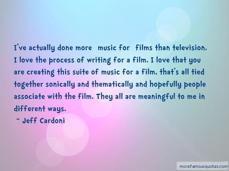 Jeff Cardoni Quotes Pictures 3