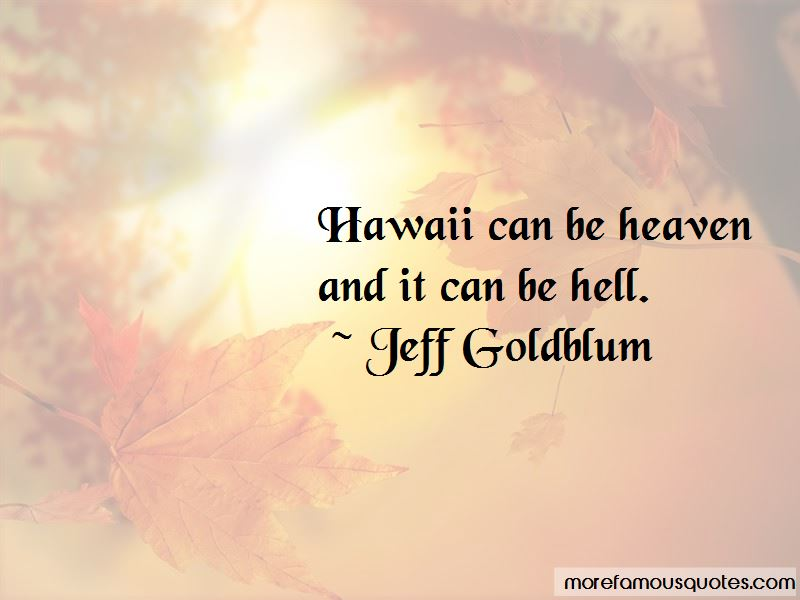 Jeff Goldblum Quotes Pictures 2
