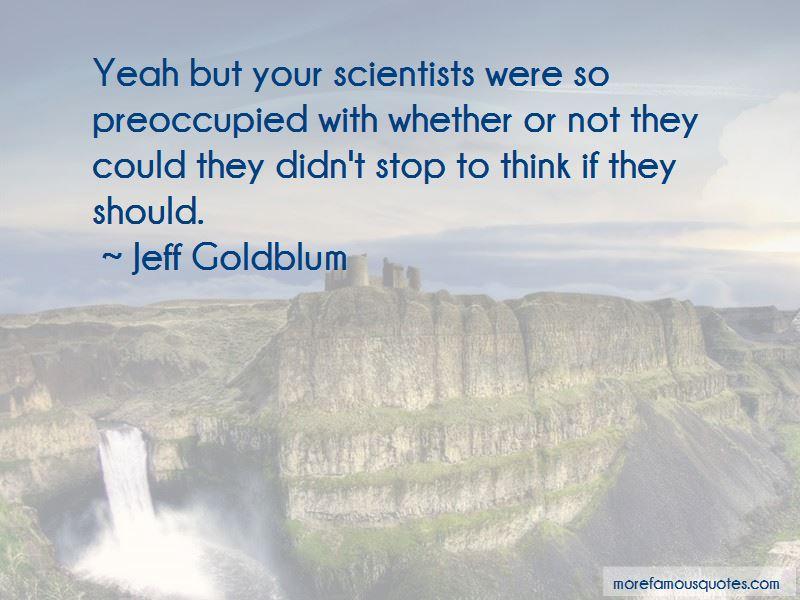 Jeff Goldblum Quotes Pictures 3
