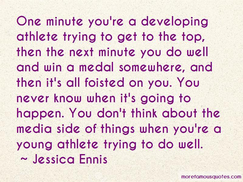 Jessica Ennis Quotes Pictures 4