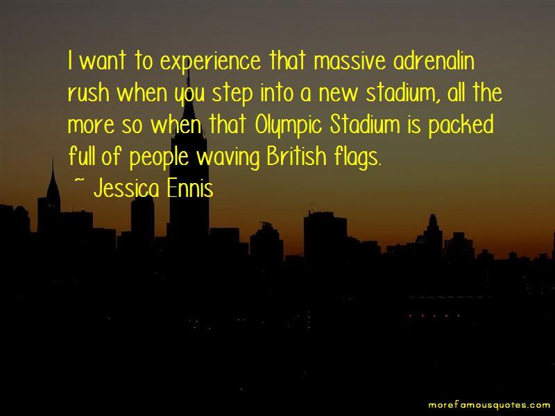 Jessica Ennis Quotes