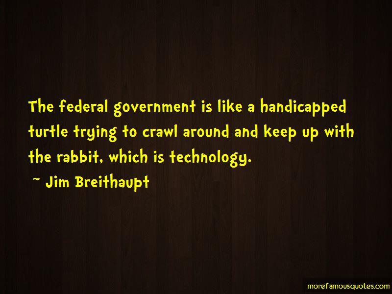 Jim Breithaupt Quotes