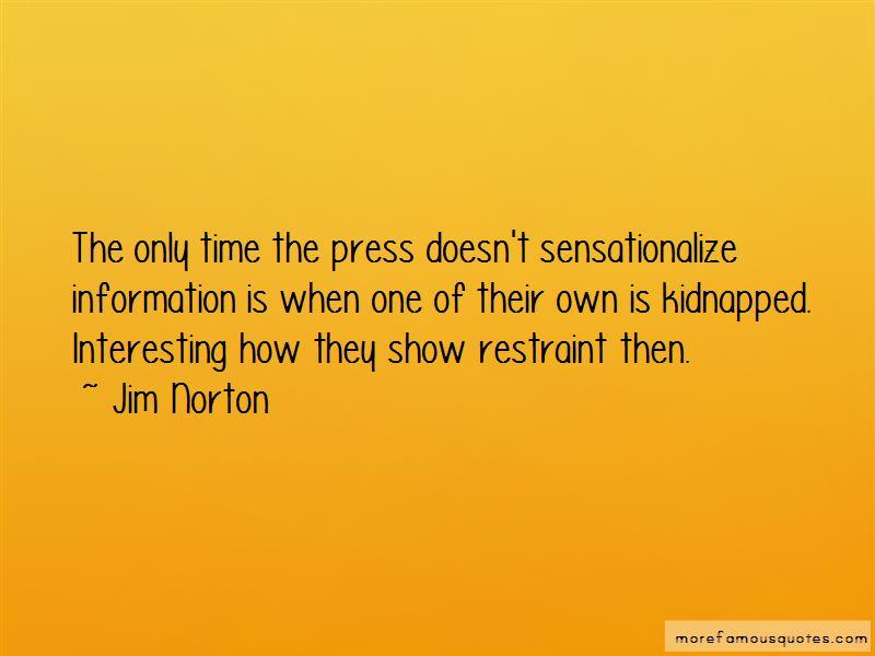 Jim Norton Quotes