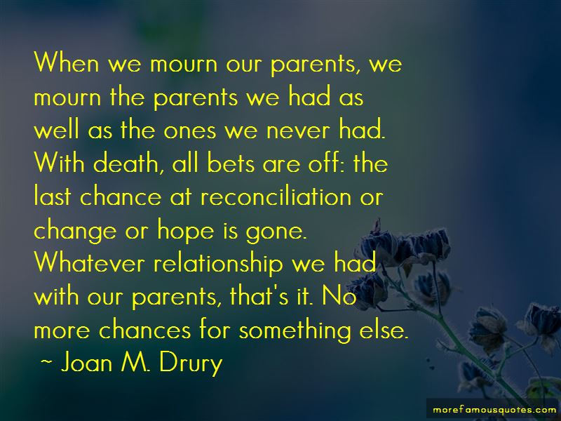 Joan M. Drury Quotes Pictures 3