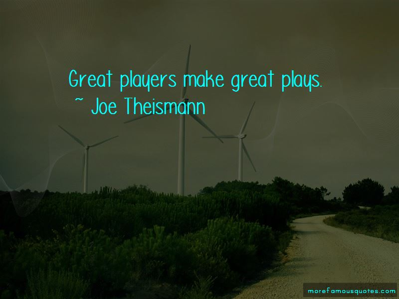 Joe Theismann Quotes Pictures 4