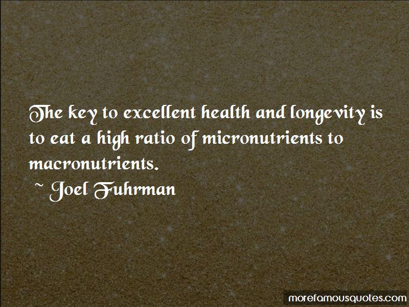 Joel Fuhrman Quotes Pictures 3
